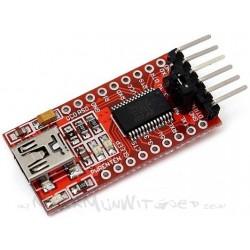 FT232RL FTDI USB Serial Converter voor Arduino & ESP