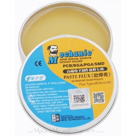 No-clean flux pasta (blikje 50 gram)
