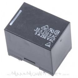 9V Relais 10A / 250V - geschikt voor witgoed!