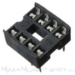 8-Pin IC Socket