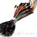 Jumper kabels Male-Male 11-24cm (ca. 65)